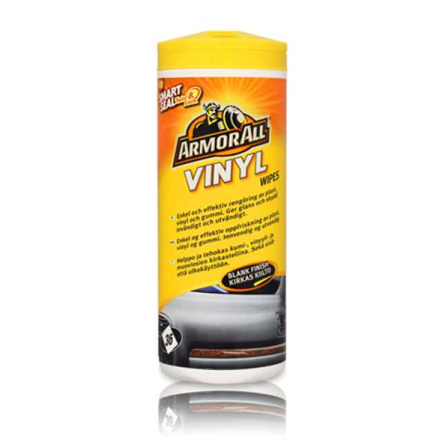 Armor All Vinyl blank finish wipes
