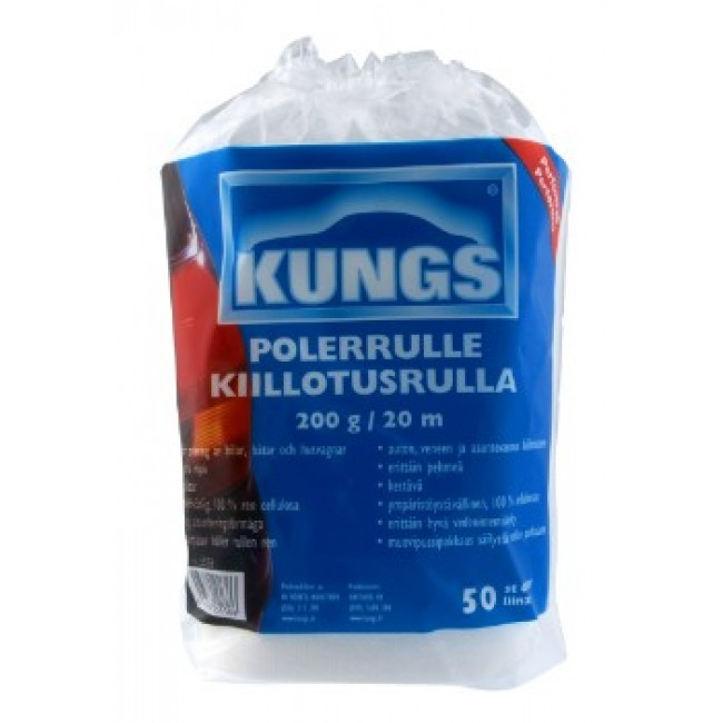 Polerrulle Kungs