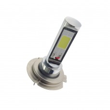 Ledlampa H7 xenonvit 900 lumen 40W COB LED
