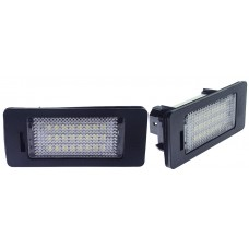LED-skyltlykta till BMW V.3