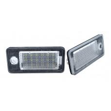 LED-skyltlykta till Audi v.1