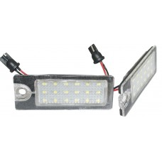 LED-skyltlykta till Volvo, äldre modeller