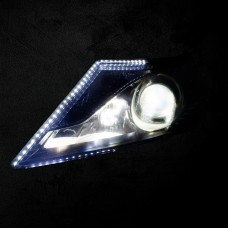 Side view LED-list, 24V - 50 cm Xenonvit
