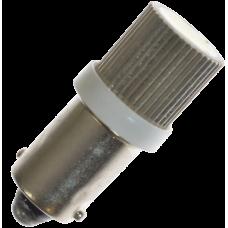 Diodlampa vit högintensiv 24V