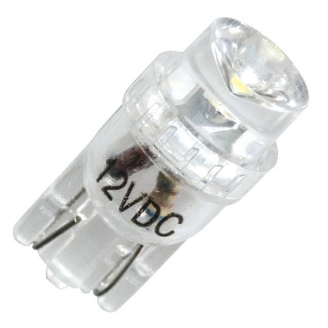 Diodlampa 1 diod 24V W5W - Xenonvit