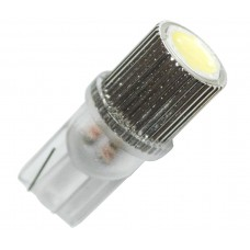 Diodlampa vit högintensiv 10-30V