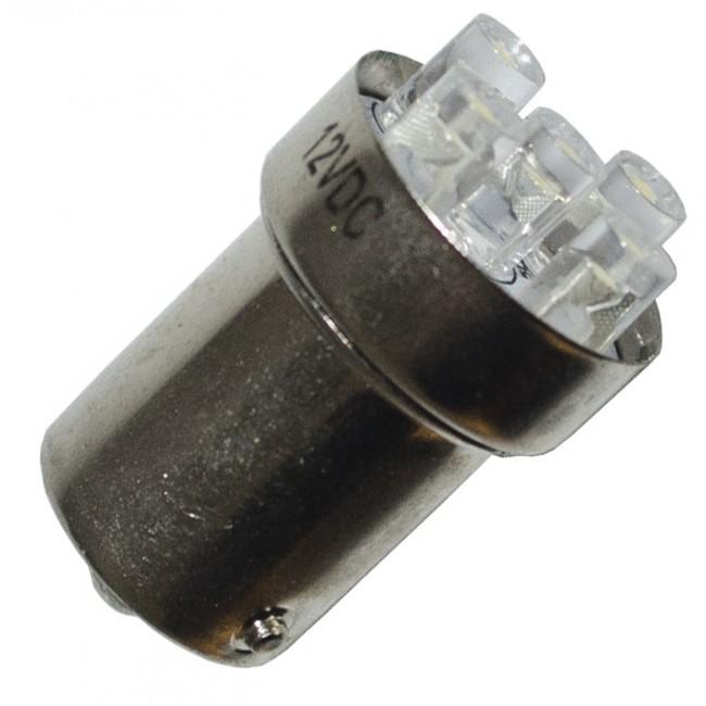 Diodlampa 24V 5W BA15s - Xenonvit