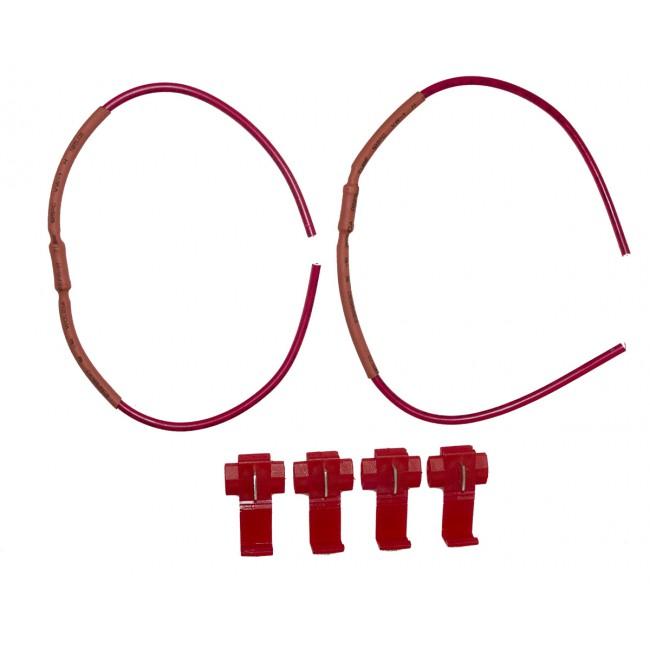 Resistorkablar 12V (5W, ett par)
