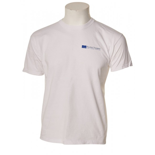Retro T-shirt NTS Nordisk Transport Spedition