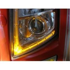 Volvo diod för fiberoptik GUL