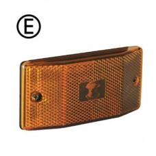 Positionslykta/sidomarkering LED orange