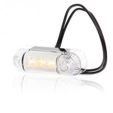 Positionslykta/sidomarkering LED 12-24V