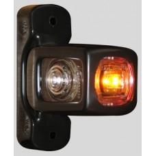 Positionslykta LED rak 12-24V