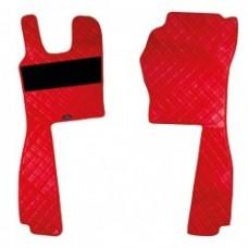 Mattor R-serien Röd 10-