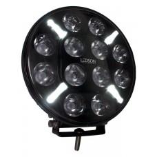 LEDSON Pollux9 LED Extraljus 120W (E-märkt, Driving Beam)