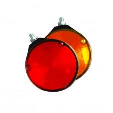 Spanish light röd/orange
