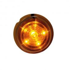 Viking LED orange orange lins 6 dioder i stjärnmönster