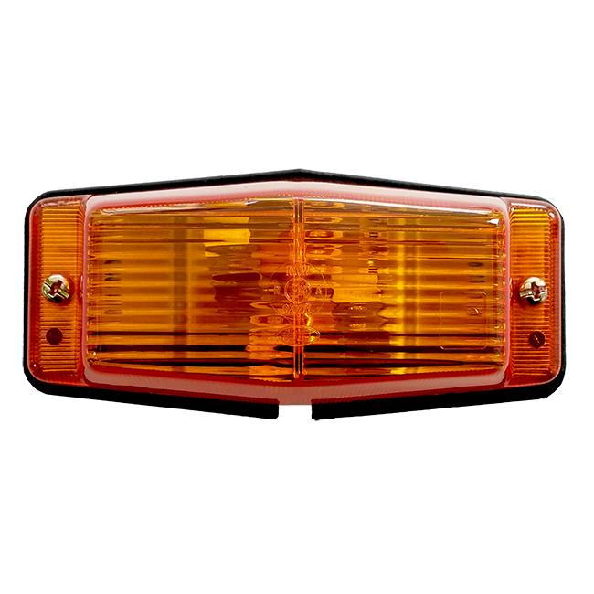 BGU sidomarkering orange