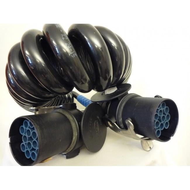 Spiralkabel 15-polig