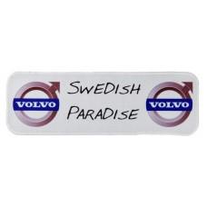 Instrumentmatta Swedish Paradise