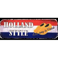 Instrumentmatta Holland Style