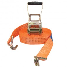 Spännband 50 mm, 0,5+9 m 10Pack dubbelkrok