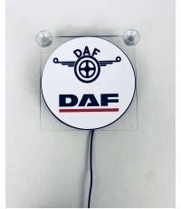 Ljusskylt DAF