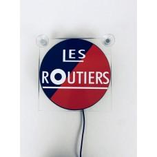 Ljusskylt Les Routiers