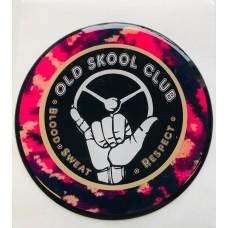 Dekal Old skool club
