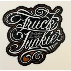 Dekal Truck Junkie