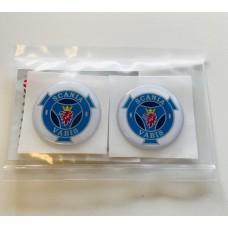 Spinner emblem dekal