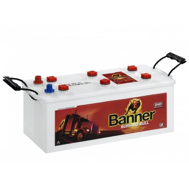 Banner Buffalo Bull SHD 180 Ah startbatteri