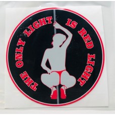 Dekal The only light i red light (sitting)