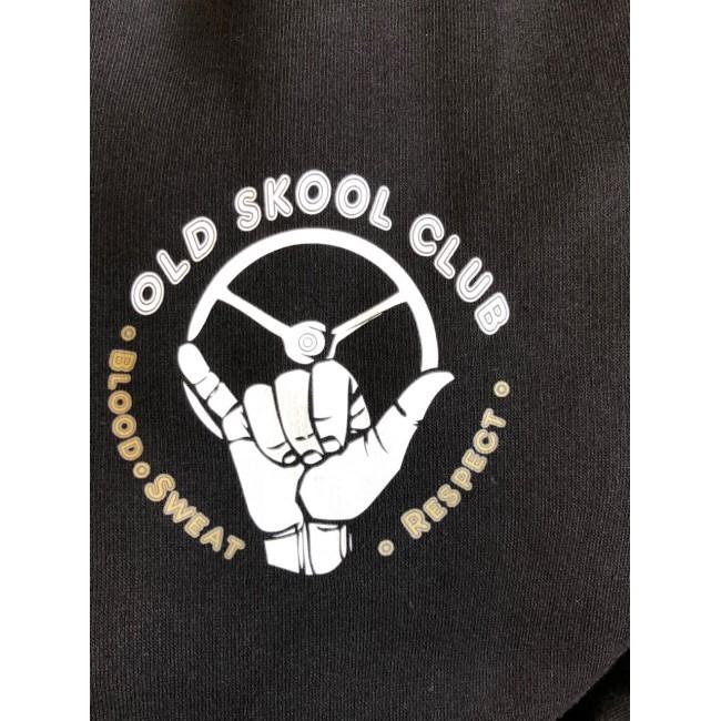 Hoodie old skool club